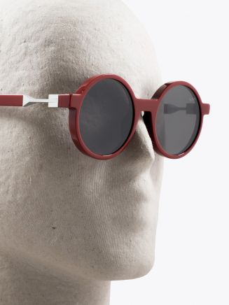 Vava White Label 0000 Sunglasses Red
