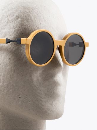Vava White Label 0000 Sunglasses Yellow