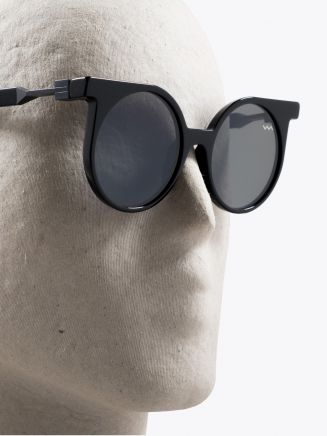 Vava White Label 0001 Sunglasses Black