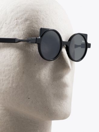 Vava White Label 0012 Sunglasses Black