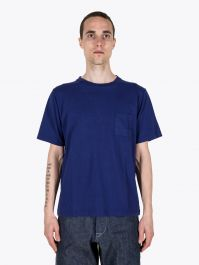 Jackman Pocket T-Shirt Royal Blue 1