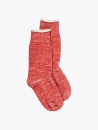 Ro To To Double Face Socks Red 1
