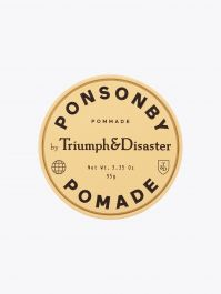 Ponsonby Pomade - Triumph & Disaster front view