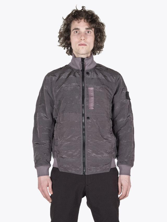 Stone Island Shadow Project 40701 Track Jacket Blue Grey 1