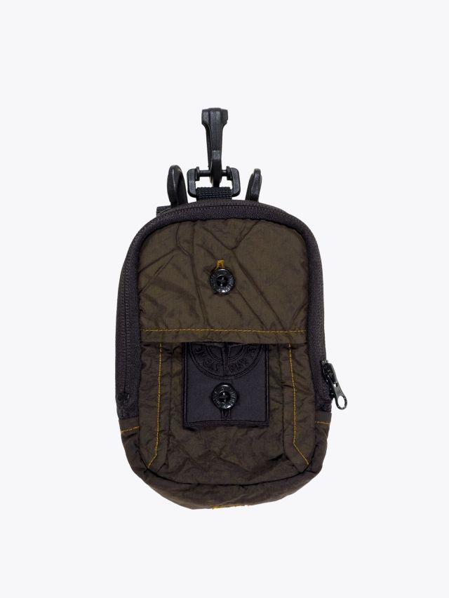 Stone Island Shadow Project 90420 Compact Pouch Military Green 1