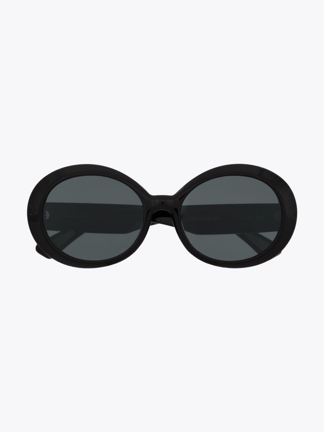 Archive 1993 - Christian Roth Sunglasses Matte Black Front View