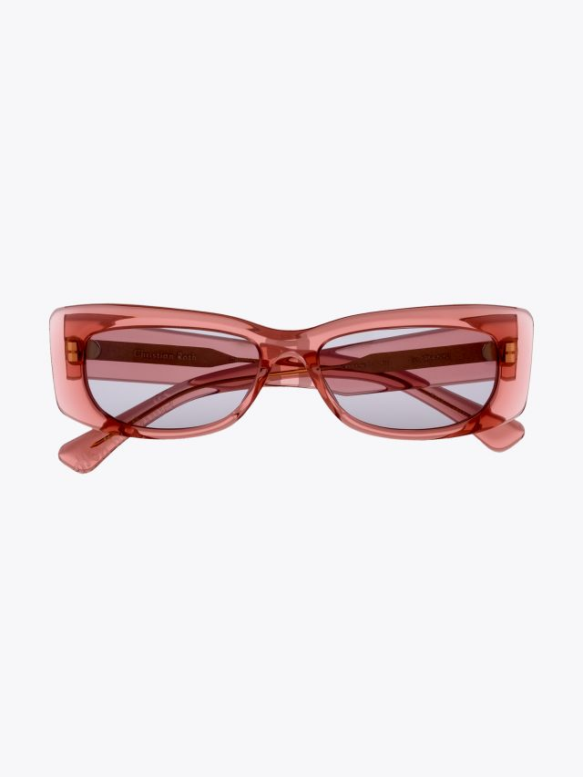 Christian Roth Dreesen Sunglasses Crystal Rose 1