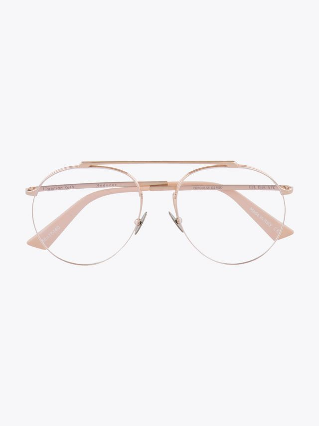 Christian Roth Reducer Optical Rose Gold 1