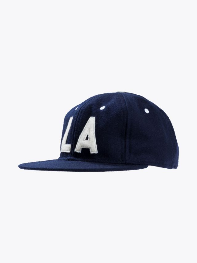 Ebbets Field Flannels Los Angeles Angels 1954 Cap Navy 1