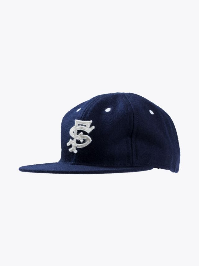 Ebbets Field Flannels San Francisco Seals 1949 Cap Navy