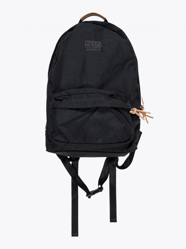 Fredrik Packers 500D Day Pack Black 1