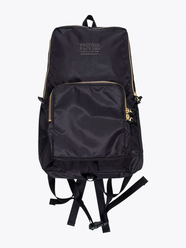 Fredrik Packers 420D Snug Pack Black 1