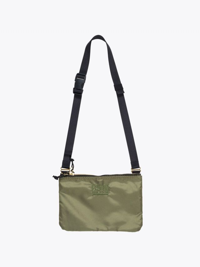 Fredrik Packers 420D Horizontal Shoulder Olive 1