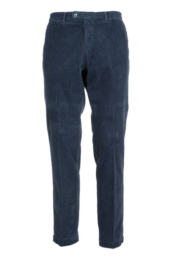 Gbs Trousers Adriano Corduroy Grey