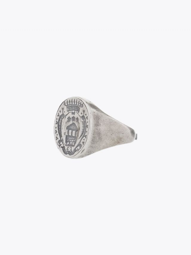 Goti Chevalier Ring Sterling Silver 1