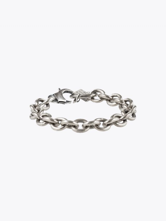 Goti Cable Chains Bracelet Sterling Silver 1