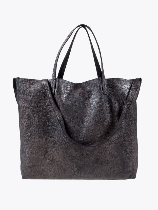 Numero 10 Belen Shopper Bag Martellato Black 2 1