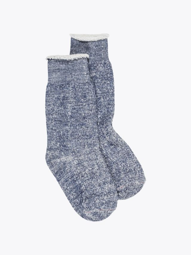Ro To To Double Face Socks Deep Ocean 1
