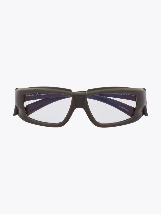 Rick Owens Larry Rick Optical Glasses Dusk / Clear 1