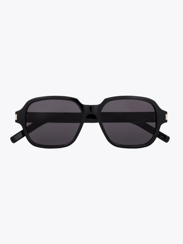 Saint Laurent New Wave SL 292 Sunglasses Black 1