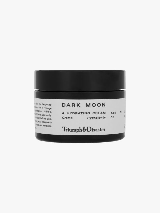 Dark Moon Hydrating Cream - Triumph & Disaster front view