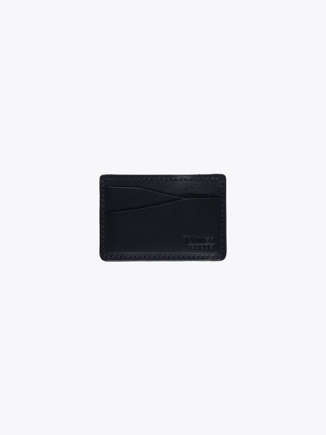 Tanner Goods Journeyman Cardholder Black 1