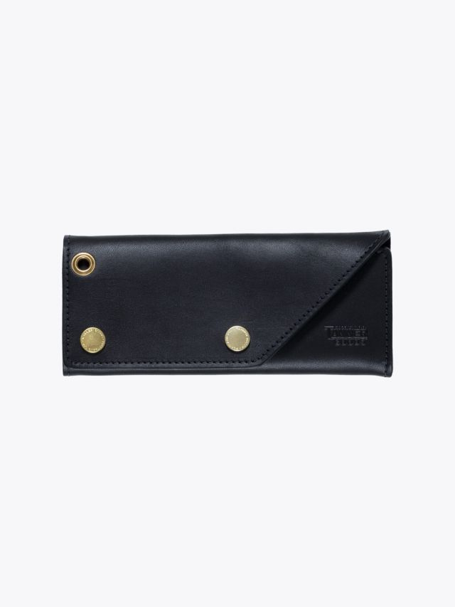 Tanner Goods Workman Wallet Black 1