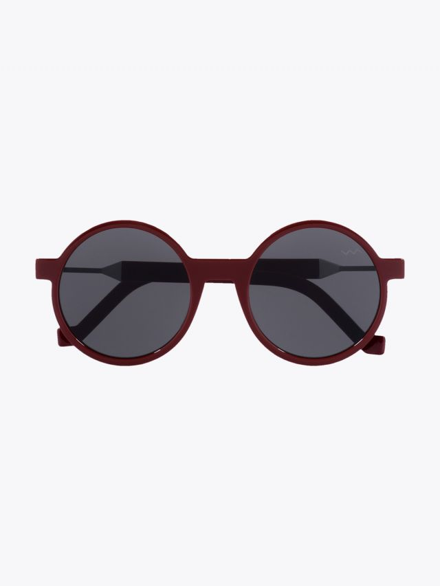 Vava White Label 0000 Sunglasses Red 1