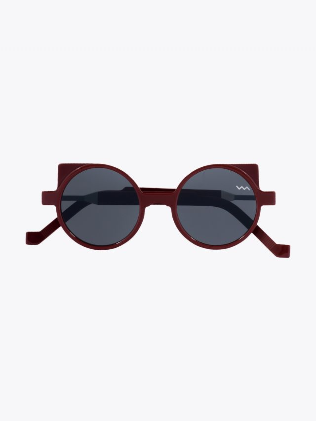Vava White Label 0012 Sunglasses Red 1
