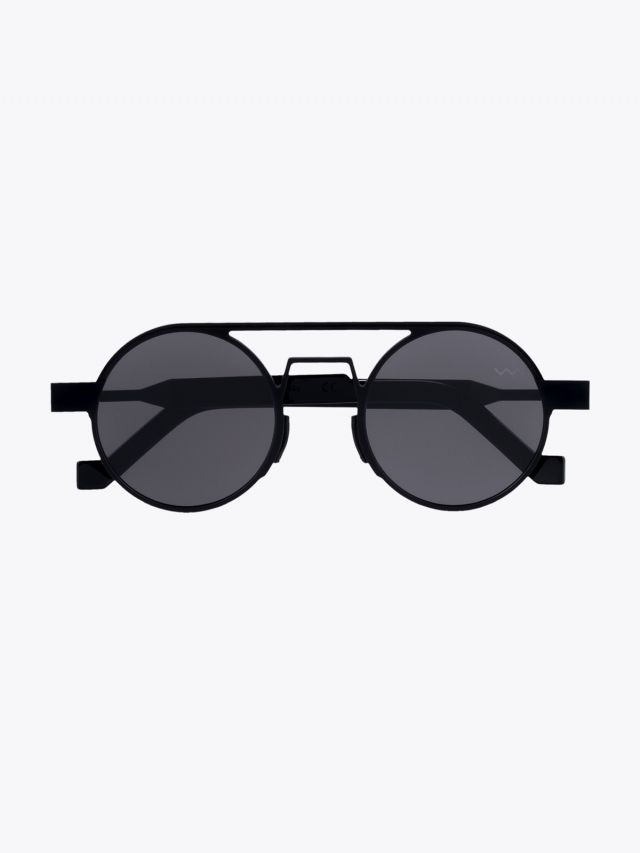 Vava White Label 0019 Sunglasses Black 1