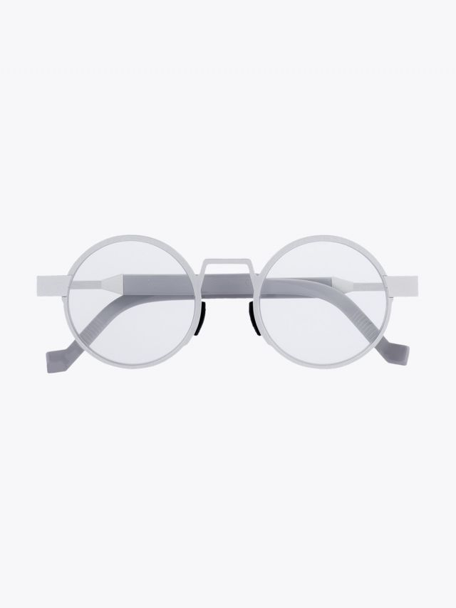 Vava White Label 0020 Optical Glasses Silver 1