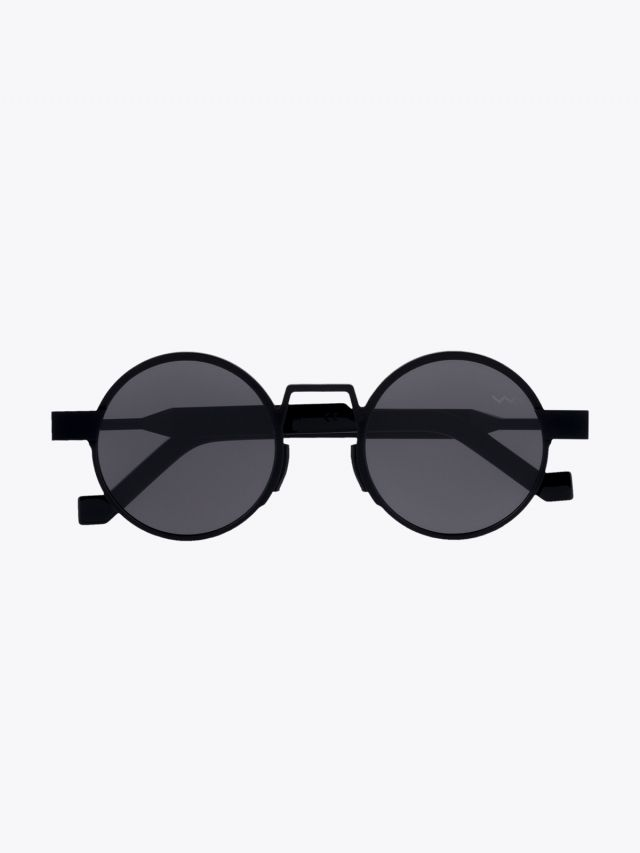 Vava White Label 0021 Sunglasses Black 1