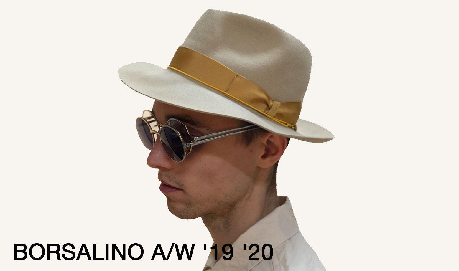 BORSALINO A/W '19 '20