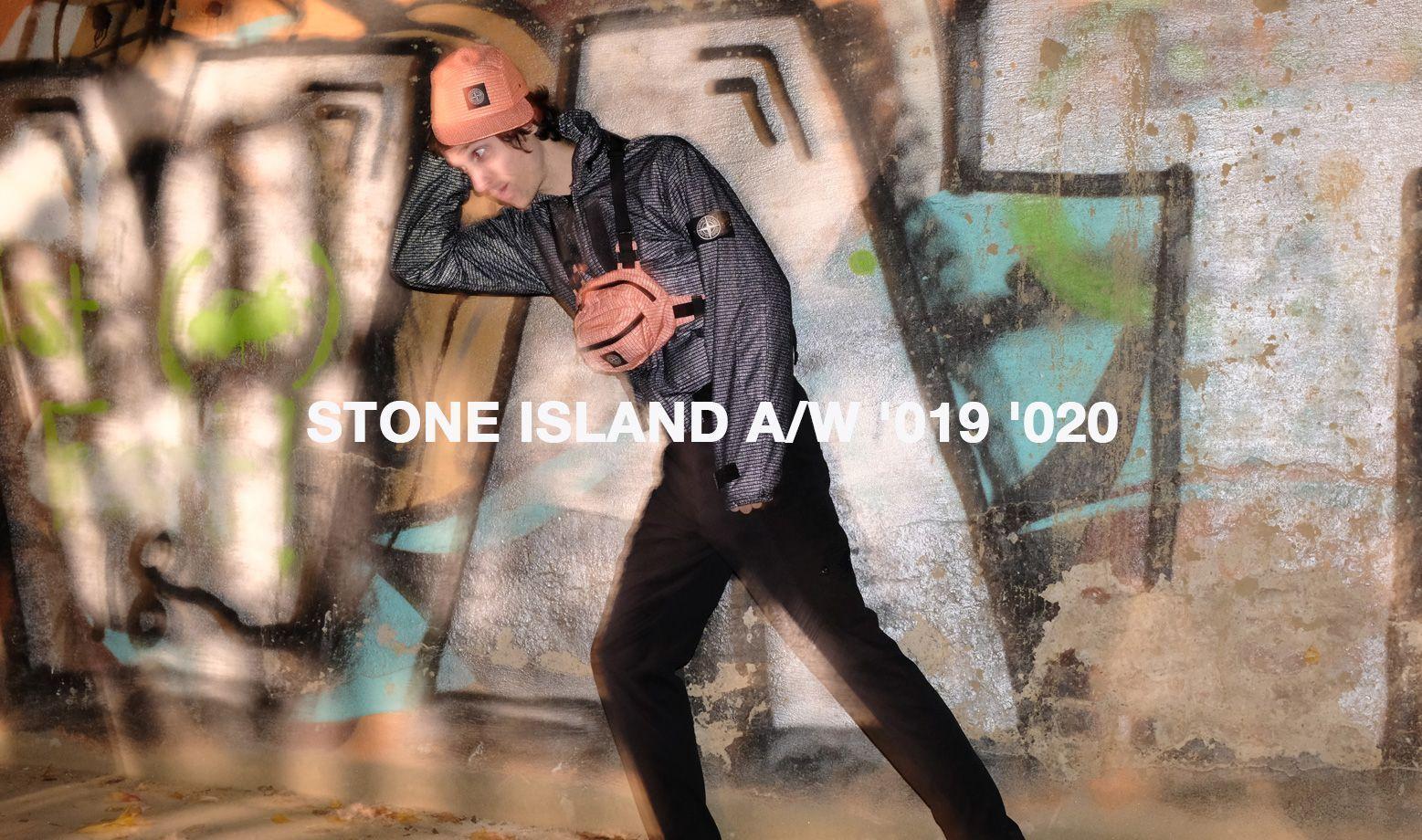 STONE ISLAND A/W '019 '020
