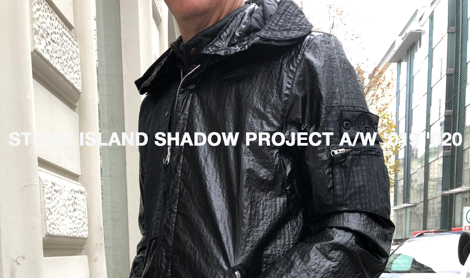 STONE ISLAND SHADOW PROJECT '019 '020